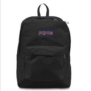 JANSPORT Superbreak Black Backpack #1 Seller $36